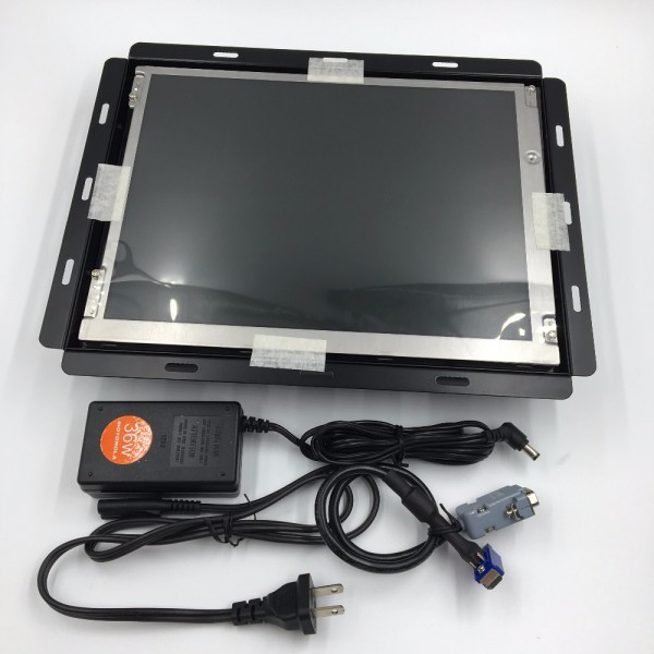 "A61L-0001-0074 14"" LCD DISPLAY REPLACE FANUC CNC SYSTEM CRT"
