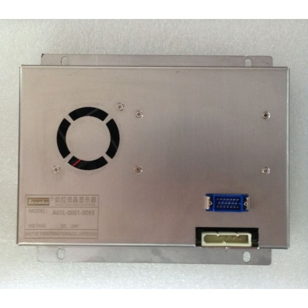 A61L-0001-0086 MDT-947 compatible LCD display 9 inch for CNC machine replace CRT monitor